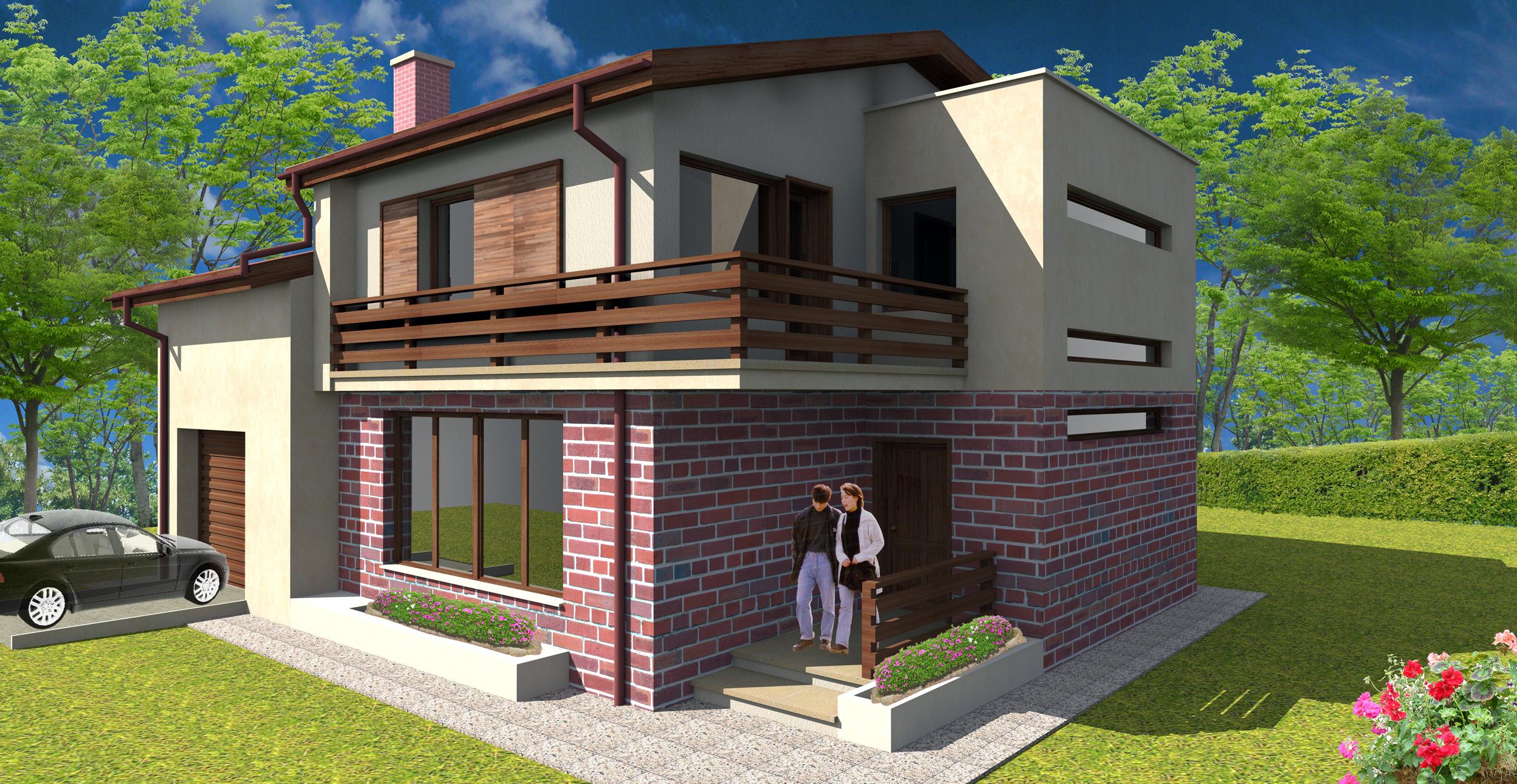 arhitect constanta design exterior casa p 1e